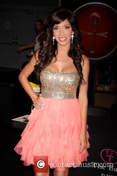 Farrah Abraham, Javitis Center