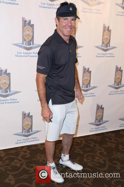 Dennis Quaid, Brookside Golf Club