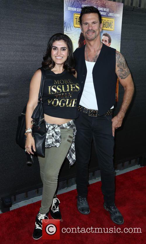 Shawna Craig and Lorenzo Lamas 4
