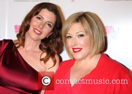 Wendy Wilson, Carnie Wilson, Saban Theater
