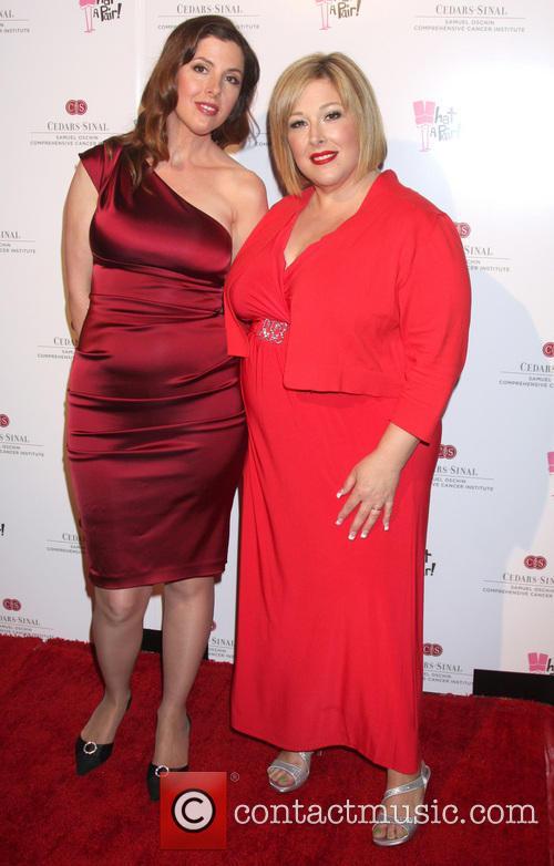 Wendy Wilson and Carnie Wilson 4