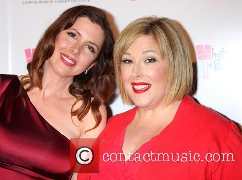 Wendy Wilson and Carnie Wilson 1