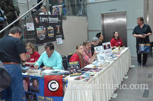 FedCon 23 - Autograph Session