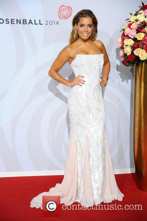 Sylvie Meis (van der Vaart), Hote Intercontinental