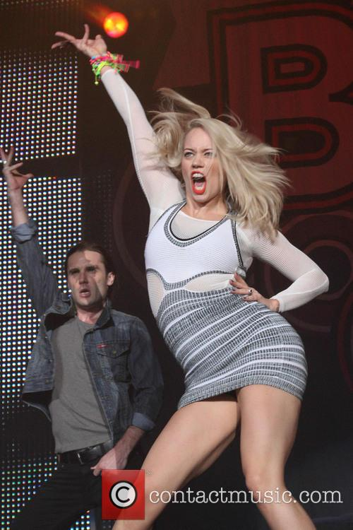 Kimberly Wyatt 8