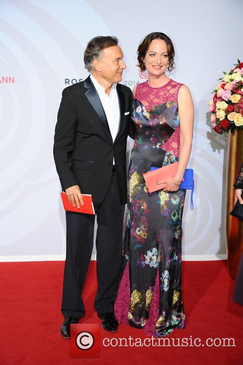 Nico Hofmann and Natalia Woerner