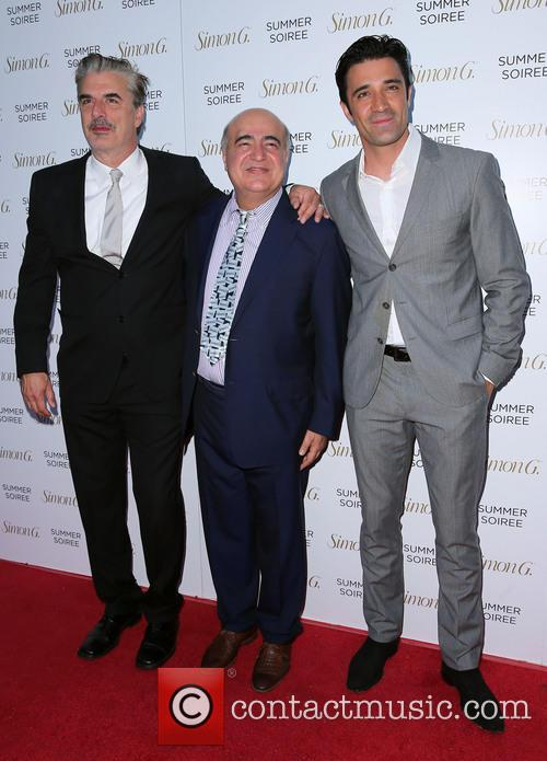 Chris Noth, Simon G and Gilles Marini 8