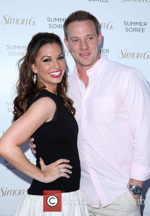 Melissa Rycroft and Tye Strickland 6