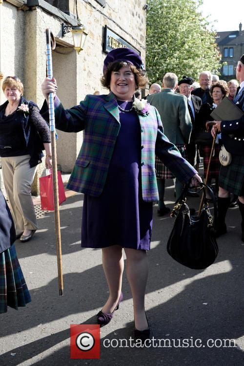 susan boyle susan boyle is chieftain of 4222149