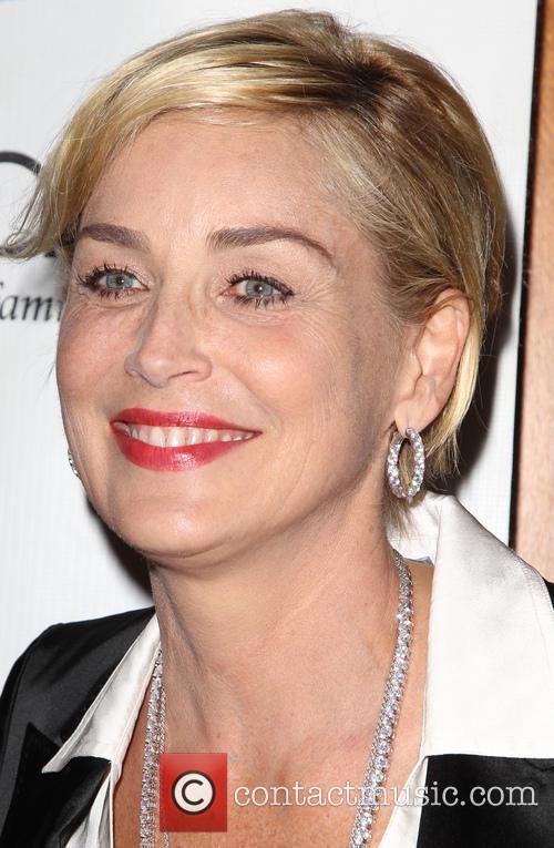 Sharon Stone 40