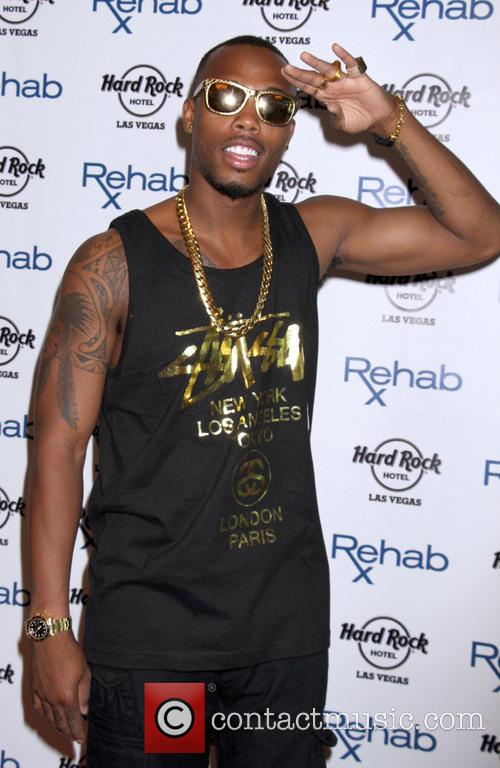 B.o.B Performs at REHAB