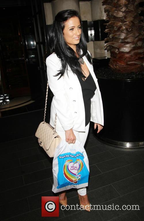 Health Lottery VIP Tea Party - Departures
