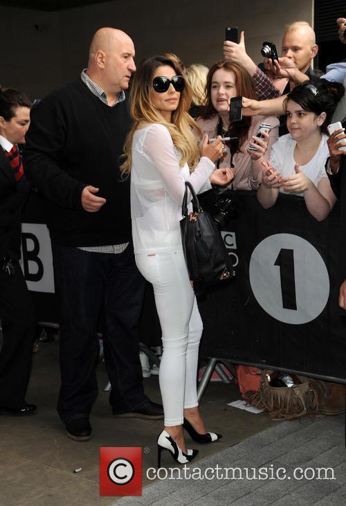 Cheryl Cole leves Radio 1