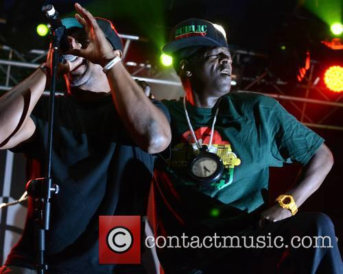 Flavor Flav and Public Enemy 8