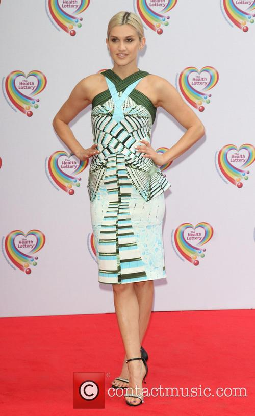 ashley roberts health lottery vip tea party 4226218
