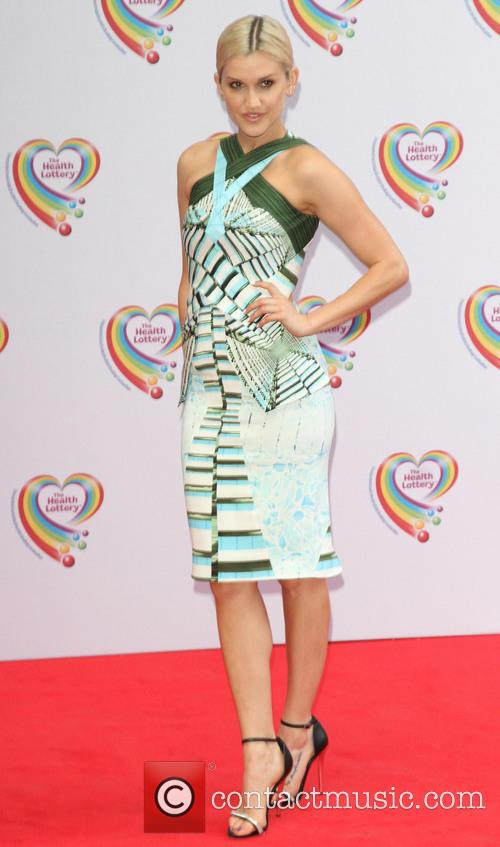 ashley roberts health lottery vip tea party 4226225