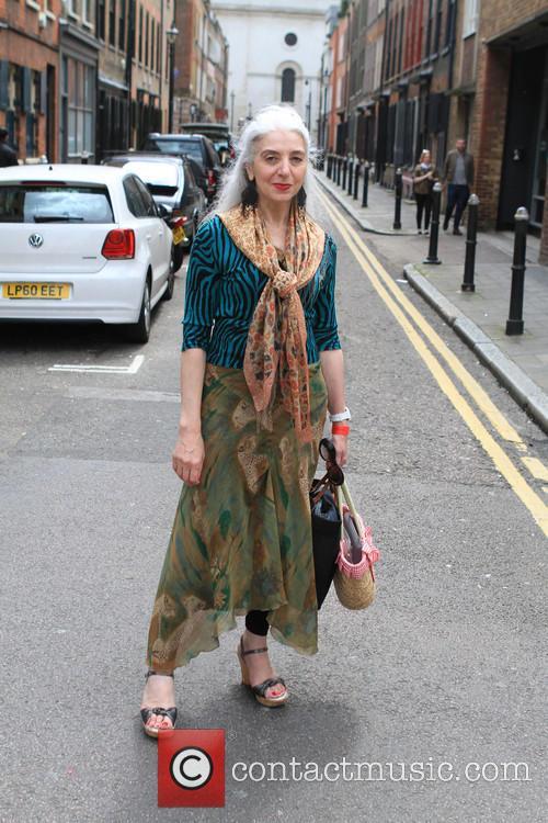 Graduate Fashion Week 2014 - Street Style