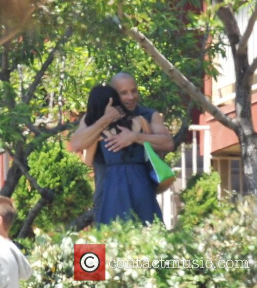 Vin Diesel and Jordana Brewster 7