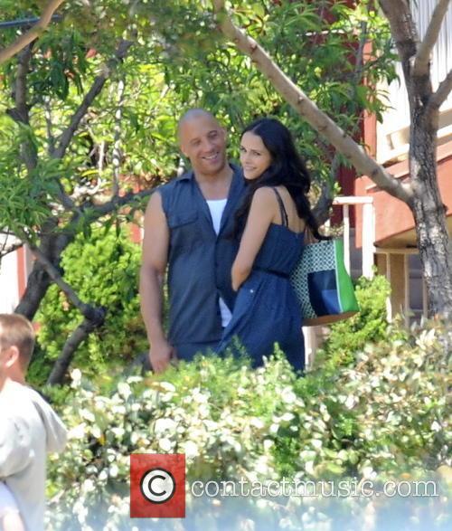 Vin Diesel and Jordana Brewster 11
