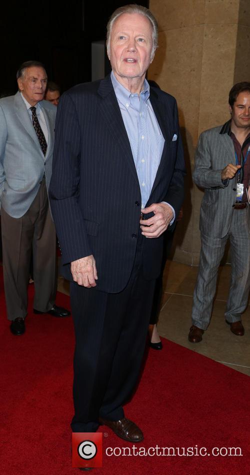 Jon Voight, Beverly Hilton Hotel