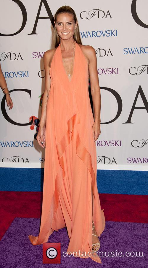 heidi klum 2014 cfda fashion awards 4229208
