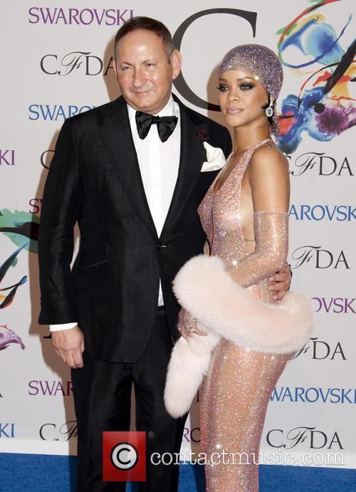 Rihanna and John Dempsey 2