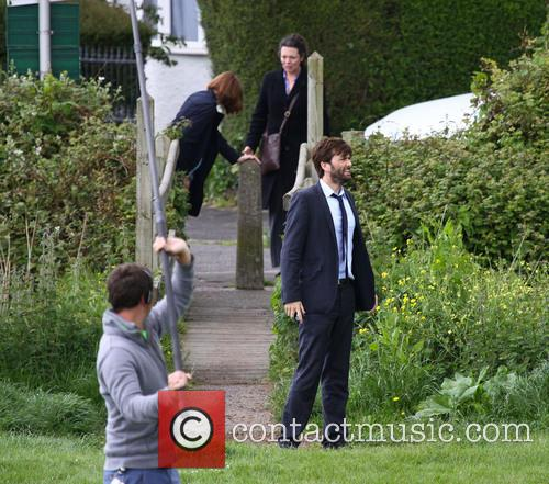David Tennant, Olivia Colman and Jodie Whittaker 3