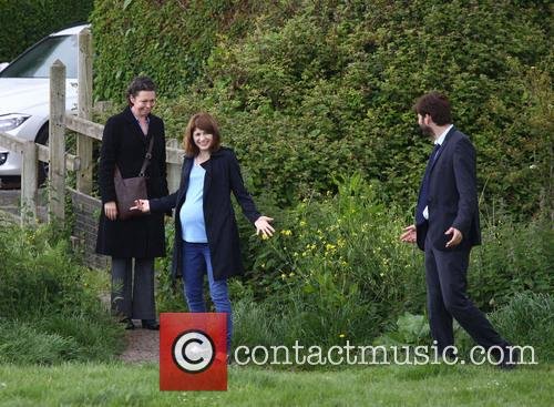 David Tennant, Olivia Colman and Jodie Whittaker 8