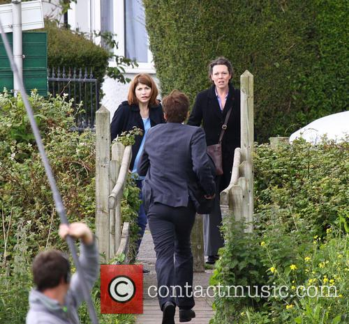 David Tennant, Olivia Colman and Jodie Whittaker 10