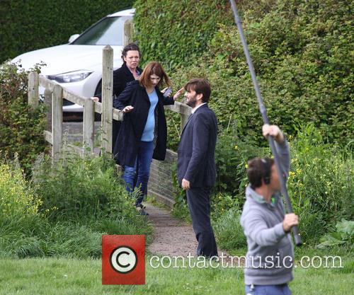 David Tennant, Olivia Colman and Jodie Whittaker 14