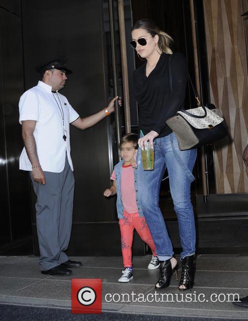 Khloe Kardashian and Mason Disick 6