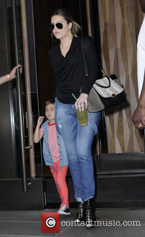 khloe kardashian mason disick the kardashians leaving their 4225888