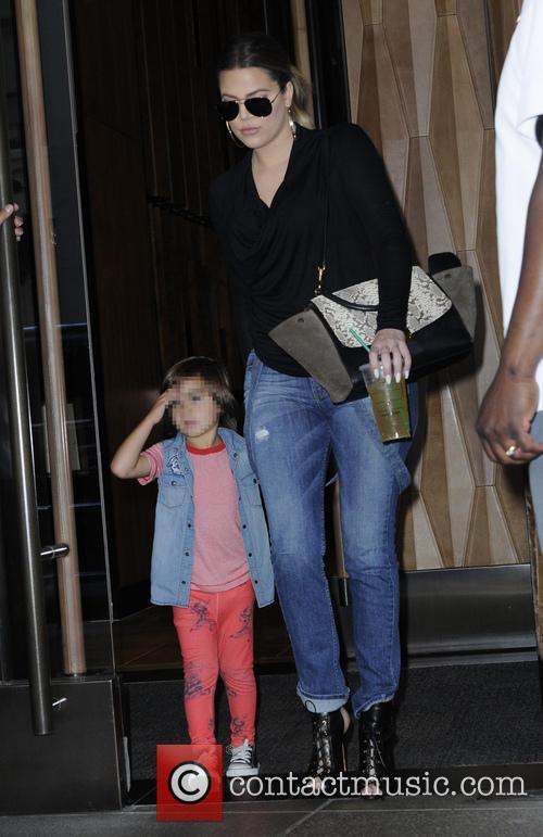 Khloe Kardashian and Mason Disick 9