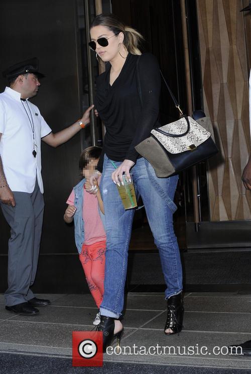 Khloe Kardashian and Mason Disick 11