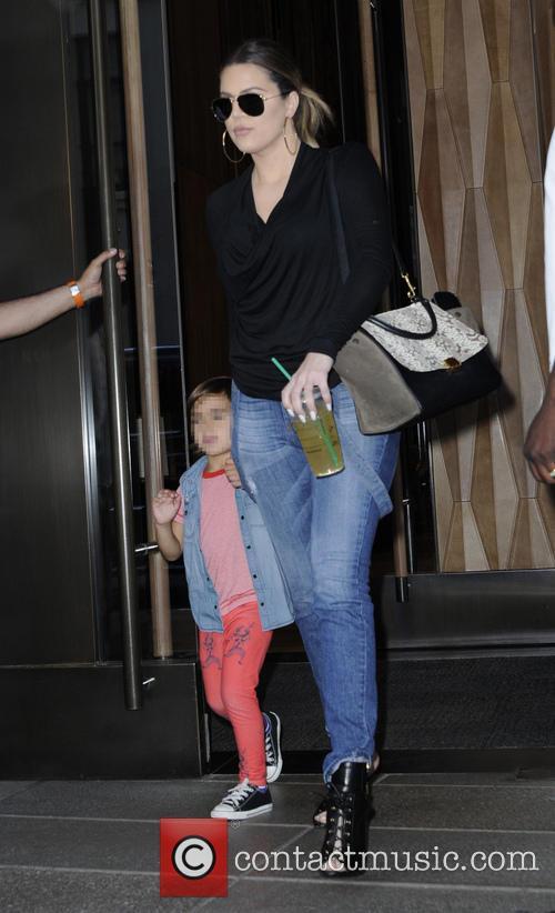 Khloe Kardashian and Mason Disick 12