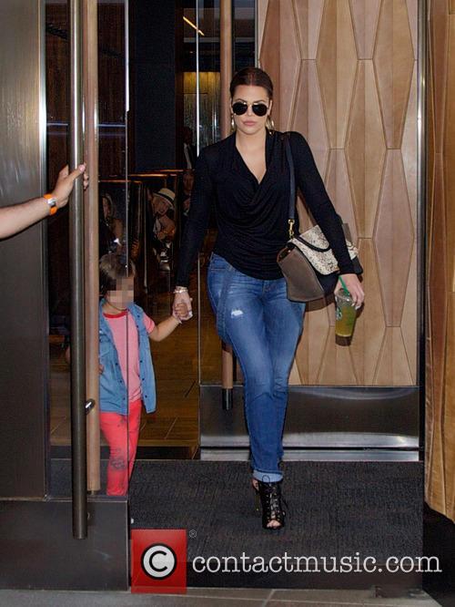 Khloe Kardashian and Mason Dash Disick 4