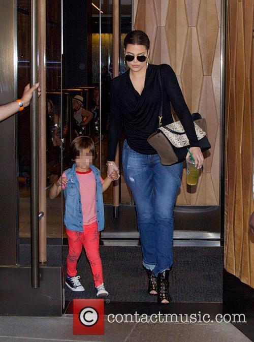Khloe Kardashian and Mason Dash Disick 5