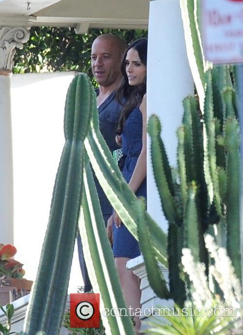Vin Diesel and Jordana Brewster 3