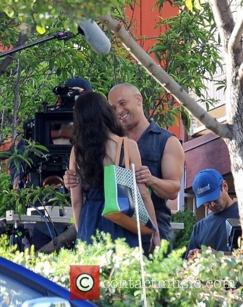 Vin Diesel and Jordana Brewster 4