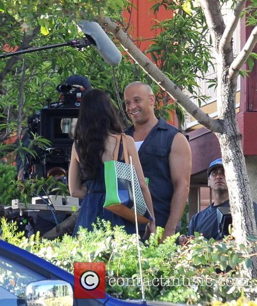 Vin Diesel and Jordana Brewster 5