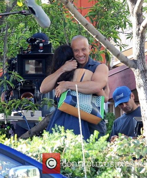 Vin Diesel and Jordana Brewster 6
