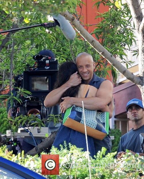Vin Diesel and Jordana Brewster 9