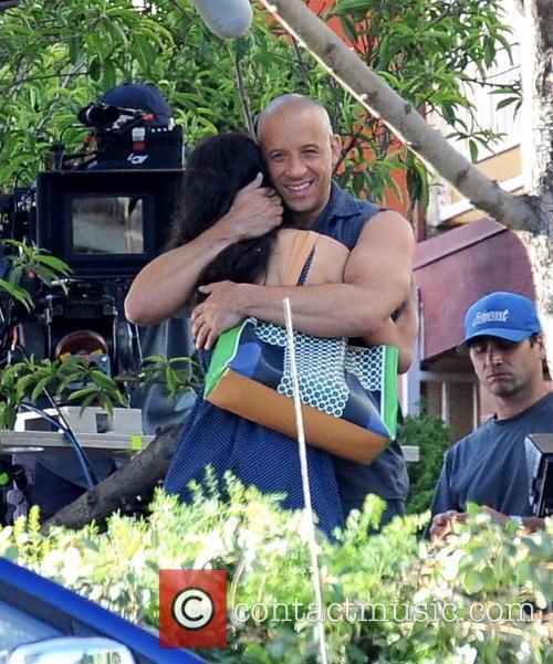 Vin Diesel and Jordana Brewster 10