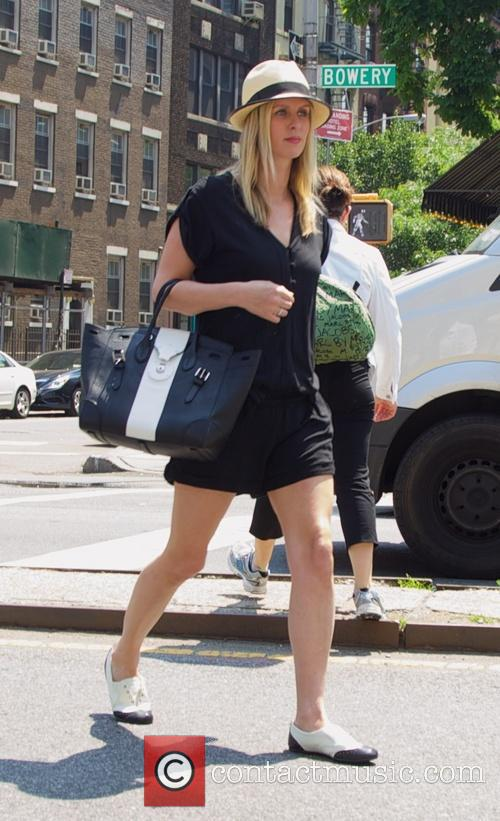 Nicky Hilton seen in the East Village