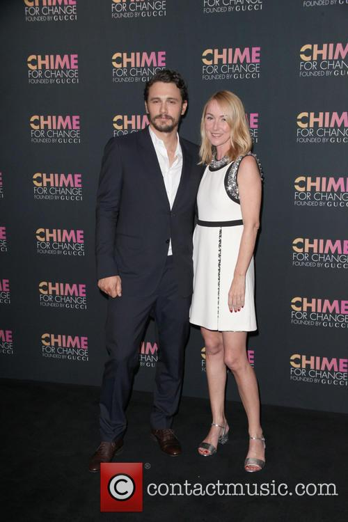 James Franco and Frida Giannini 2
