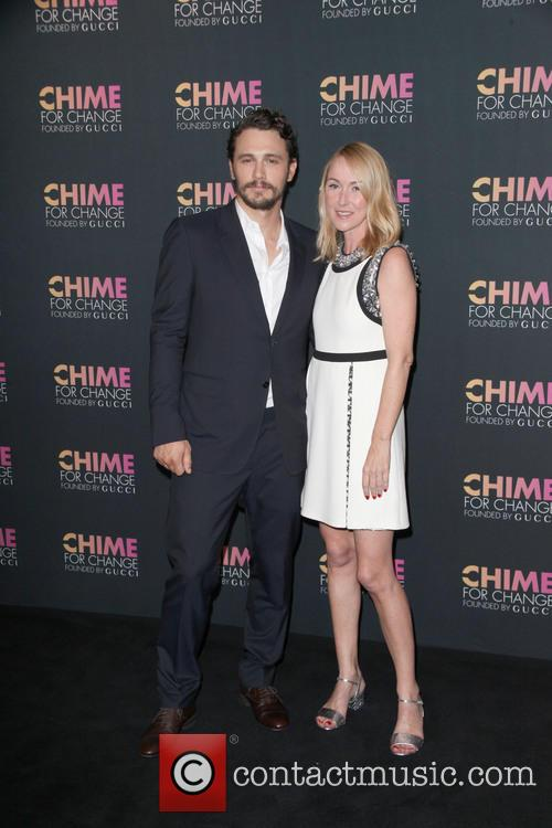 James Franco and Frida Giannini 4
