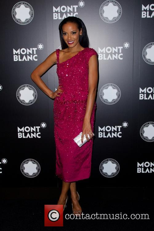 selita ebanks the 23rd annual montblanc de 4228541
