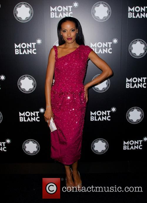 selita ebanks the 23rd annual montblanc de 4228591