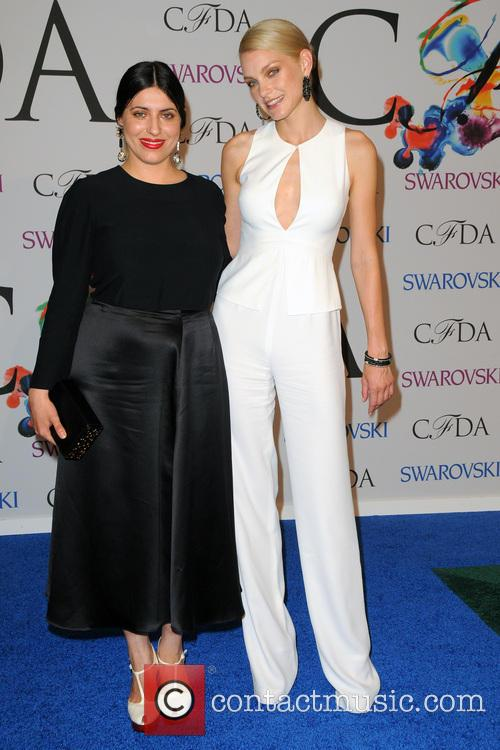Sofia Sizzi and Jessica Stam 5