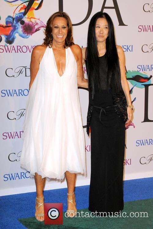 Donna Karan and Vera Wang 2